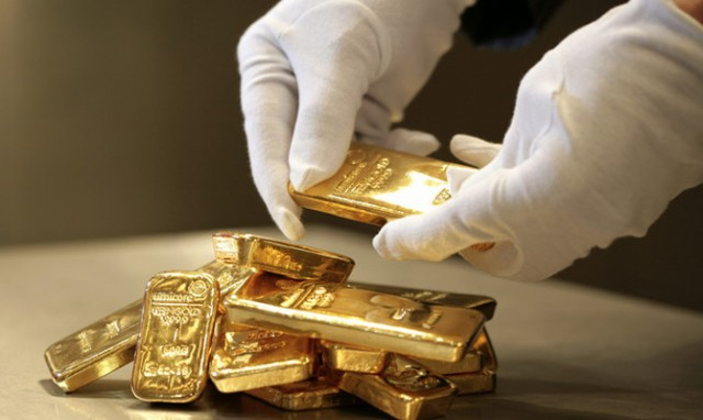 2e328d6c7d1ea488d9d200b7c11f4d8b3c7b63a5-640x382 GERMANY, Munich, pro aurum gold house Munich: 500g and 1000g gold bullion (999,9 fine gold).