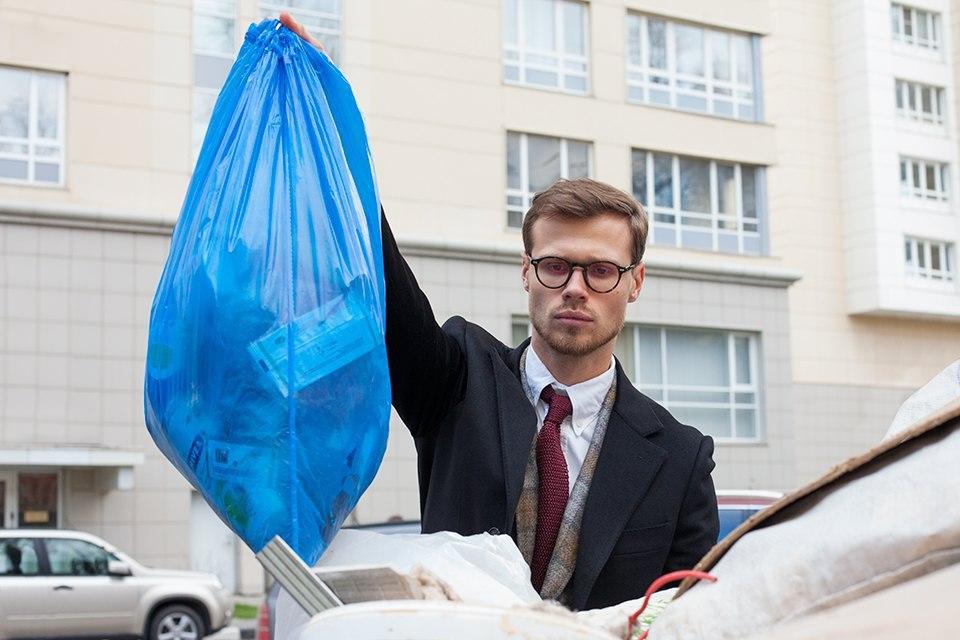 909724 Основные преимущества мусорных пакетов из ПНД